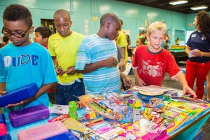Photo: Shaun King/Courtesy of Boys & Girls Clubs serving Wake County